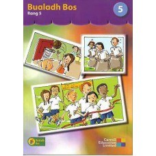 Bualadh Bos 5 Textbook Gill Education