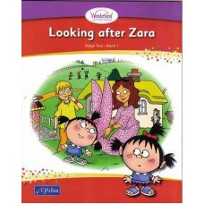 Looking after Zara Wland