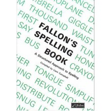Spelling Book Fallons Primary