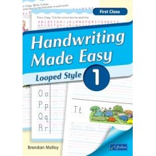 Handwriting Made Easy 1 Looped
