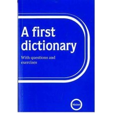 DICTIONARY: A FIrst Dictionary NISBET