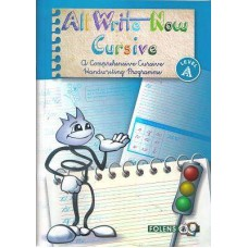 All Write Now A Cursive Writing