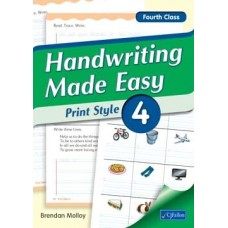 Handwriting Made Easy 4 Print