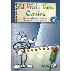 All Write Now D Cursive Writing