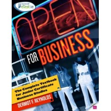 Open for Business Textbook