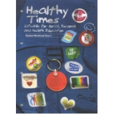 Healthy Times Text Book 2- SPHE