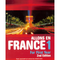 Allons en France 1 2nd Edition