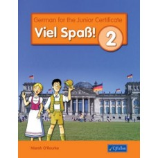 Viel Spas Text Book 2 Includes CDS