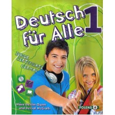 Deutsch Fur Alle 1- Quinn/ McGrath