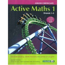 Active Maths 1 Ord/High PACK