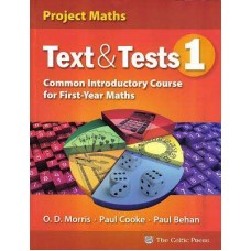 Text and Tests 1 Textbook