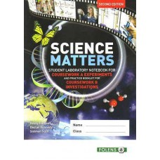 Science Matters Lab Notes 2nd