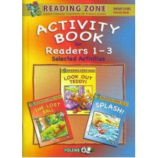 Reading Zone  Activity Book 1-3
