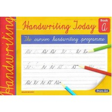Handwriting Today Book A Cursive