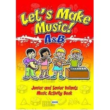 Lets Make Music A and B Activity
