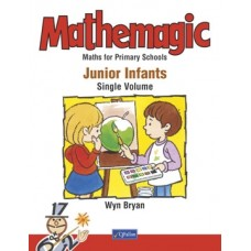 Mathemagic Junior Infants Single