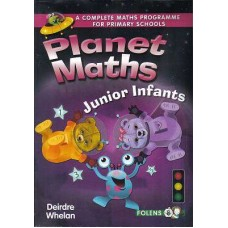 Planet Maths Junior Infants PACK