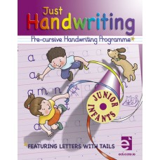 Just Handwriting Junior PACK