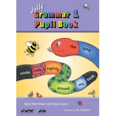 Jolly Grammar Pupils Book 1