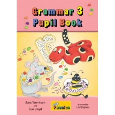 Jolly Grammar Pupils Book 3
