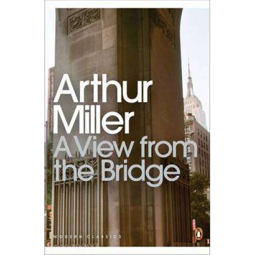 an analysis of the novel a view from the bridge by arthur miller