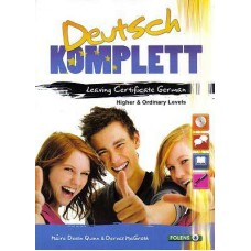 Deutsch Komplett Book+ CDS