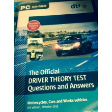 Driver Theory Test 6th PC CD-Rom