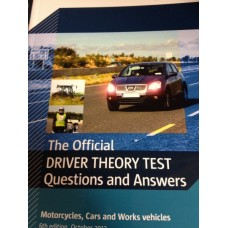 Driver Theory Test Book 6th Edition Book