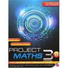 New Concise Project Maths 3B Ord
