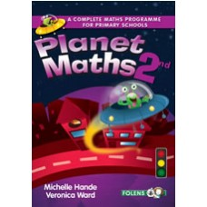Planet Maths 2nd Class Textbook