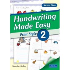 Handwriting Made Easy Print Style 2
