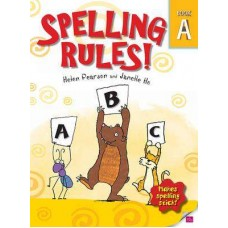 Spelling Rules Series A- 2nd