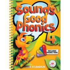 Sounds Good Phonics 4 Reader