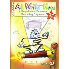 All Write Now 2nd Class Workbook