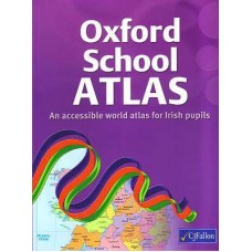 ATLAS Oxford School Atlas Irish