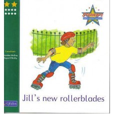 Jills New Rollerblades: STARWAYS