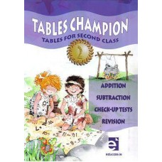 Tables Champion 2 Second Class