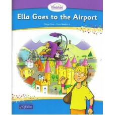 Ella Goes to the Airport Wonderland