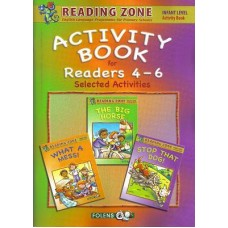 Reading Zone Activity Book 4-6