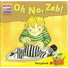 O No Zeb Storybook Big Box