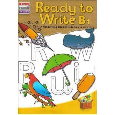 Ready to Write B1 Cursive BB
