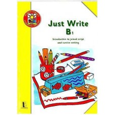 Just Write B1 Handwriting Edco