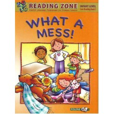 What a Mess Core Reading Zone