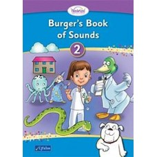 Burgers Book Sounds 2 Reader