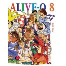 Alive O 8 6th Class Textbook