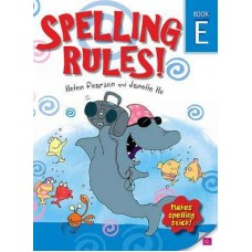 Spelling Rules Series E- 6th Class