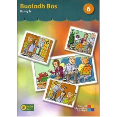 Bualadh Bos 6 Textbook Gill Education
