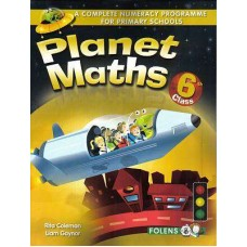 Planet Maths 6th Class Textbook
