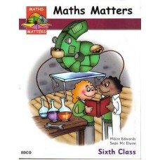 Maths Matters 6th Class Text