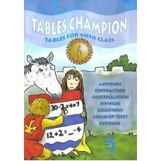 Tables Champion 6 Sixth Class